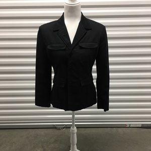 Donna Rae black blazer